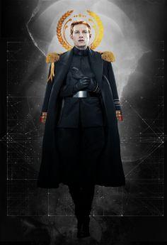 unlikelymilliner:  Emperor Hux