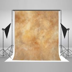 CdHBH 6x6ft Vinyl Photography Backdrop Grunge Shabby Chic Texture Solid Color Paint Abstract Wallpaper Photo Background Children Baby Adults Portraits Backdrop