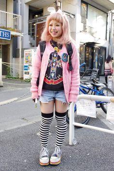 kawaii cute fairy kei japan japanese fashion harajuku
