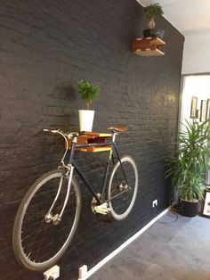 #BikeRack #BikeShelves at the Diligent Office