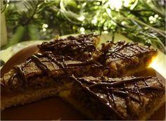 Nußecken Steak, Desserts, Food, Vegane Rezepte, Tailgate Desserts, Deserts, Essen, Steaks, Postres