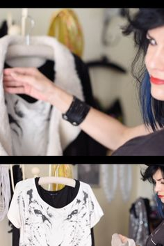Creating my go to wardrobe for NEW YORK & LA Music Radio, Personal Style, Stylists, York, Crop Tops, Women, Fashion, Moda, Fashion Styles