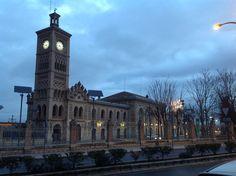 Estación de Tren - Toledo, España