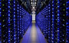 Google has some of the most advanced, biggest data centers in the world, and now you can take a detailed look inside of them with Street View.