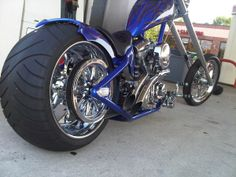 custom built choppers | 2006 Custom Built Motorcycles Chopper ,000 OBO ...
