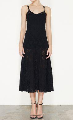 Henri Bendel Black Dress | VAUNTE
