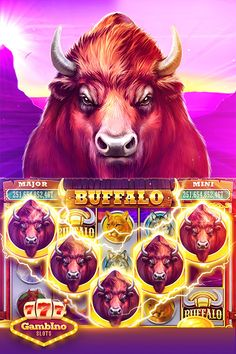 Enjoy the Wild West of our Buffalo slot machine, and stampede of free online casino games fun with the best Western Heist slots. This amazing slot machine hits your play with thrilling rounds of free spins plus scorching wilds and scatters that can strike the hottest jackpot! Tap the Pinned Link to get 50,000 FREE chips & a FREE spin on the Mega Wheel at Gambino Slots today!