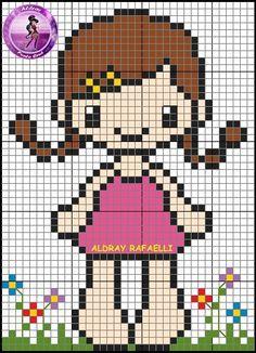 Olá pessoal. Hoje trouxe para mostrar a segunda toalhinha com tema menininha da encomenda que fiz. Dessa vez com detalhes em rosa. Essa...