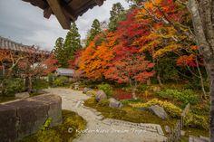 https://flic.kr/p/xN6RNM | Nanzen-ji in Kyoto During Autumn 2014! | Rokudō teien (六道庭) garden inside Nanzen-ji (南禅寺) in Kyoto During Autumn 2014, the hall in the back is the Fushiki-an (不識庵), a tea ceremony house (茶室).