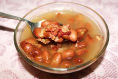 What's Cookin' Italian Style Cuisine: Grandma's Depression Plain Bean Soup