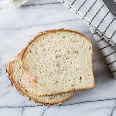 For many years, one of the goals on my recipe checklist has been to find a recipe for a perfect loaf of sandwich bread. I envisioned the bread as an alternative to the many loaves I have purchased from the store over the years, working equally well with a spread of jam as it would as the bac