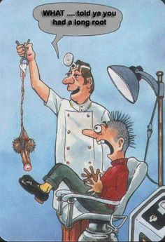If you have problems with your teeth,  contact your dental practice to make an earlier appointment ;)