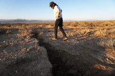 A Big California Quake Just Got 'a Little Likelier' - The New York Times Earthquake Fault, Recent Earthquakes, San Andreas Fault, United States Geological Survey, Mojave Desert, Los Angeles Area, Death Valley