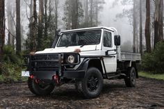 The 2017 Mercedes-Benz G 300 CDI Professional Cab Chassis Isn't Made for Posing Mercedes G Wagon, Mercedes Benz G Class, 4x4, Steyr, Maybach, My Ride, Car Insurance, Offroad, Monster Trucks