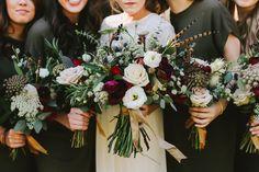 Lauren and Trevor's Fall Wedding