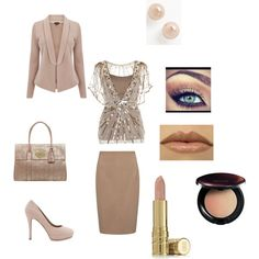 """""""Buisness Glam"""" by tammy-casseday on Polyvore"""
