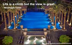 How do you feel when you finally arrive at your dream destination?  #quote #travel