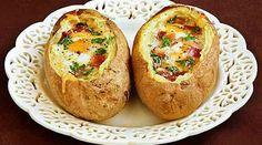 Печеный картофель в духовке | Готовим рецепты