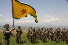 Μέτωπο Τουρκίας, Συρίας, Ιράν, κατά Κούρδων, με στήριξη Κρεμλίνου Iran