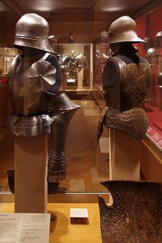 composite gothic armor 15th C.