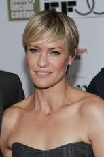 house of cards robin wright hair - Google Search
