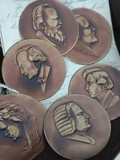 Brahms, Mendelssohn, Tchaikovsky, Chopin, Beethoven, and Bach!