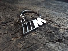 Bmw Key, Stainless Steel Sheet, Key Tags, Spring Steel, Key Chain, Laser Cutting, Rings For Men, House Numbers, Personalized Items