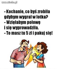 Polish Memes, Weekend Humor, Wtf Funny, Man Humor, Fun Learning, Haha, Funny Quotes, Jokes, Facts