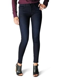 HALLE - MID RISE SUPER SKINNY CONE FIT DENIM - True Religion