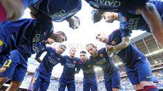 El Barça-Granada desde otra perspectiva | FC Barcelona