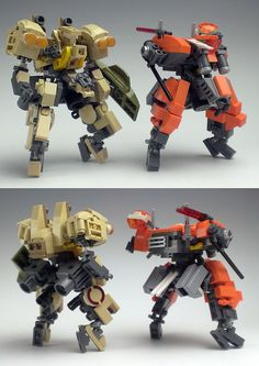 "mechaddiction: "" Zizy. Lego mech. – https://www.pinterest.com/pin/336714509623196737/ """