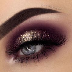 When it comes to eye make-up you need to think and then apply because eyes talk louder than words. The type of make-up that you apply on your eyes can talk loud about the type of person you really are. Makeup Hacks, Makeup Goals, Makeup Inspo, Makeup Inspiration, Makeup Tips, Beauty Makeup, Makeup Ideas, Makeup Products, Makeup Tutorials