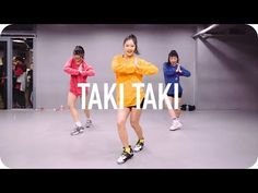 Taki Taki - DJ Snake ft. Selena Gomez, Ozuna, Cardi B / Ara Cho Choreography - YouTube Kpop Workout, Workout Music, Exercise Music, Dance Choreography Videos, Dance Videos, 2ne1, K Pop, Got7, 1million Dance Studio