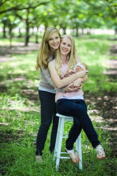 Spotlight Series 2 Moms Celebrate Mothers Day For The First Time Lesbian Moms