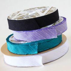 Midori Dupioni Silk Ribbon by Beau-coup
