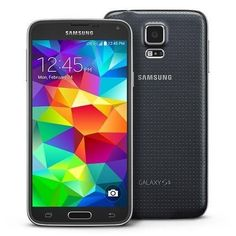 Samsung Galaxy S5 G900P -16Gb - Black (Sprint) 4G Lte Android - Mint Condition