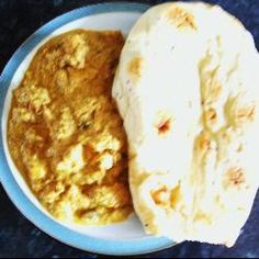 Slow Cooked Chicken Korma- suggestion to replace the cream with coconut milk sounds better to me!