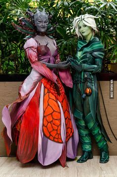 Best Guild Wars 2 Cosplay (by Team Paraluna) - 9GAG