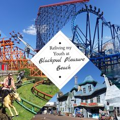 Blackpool Pleasure Beach, Britain's most iconic theme Park