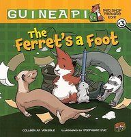 The Ferret's a Foot  GN FIC: VEN