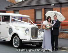 The Wedding Of Doreen Longley Mike Spencer At St Helens Register Office Millstone Newton Le Willows 28th October 2017 Sam Rigby Photogr