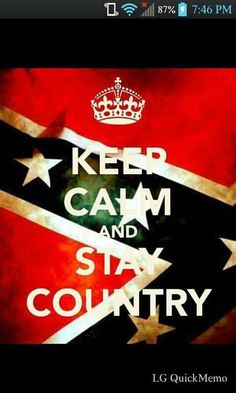 Rebel Flag, Country =)
