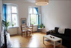 Gemütliches Wohn /Esszimmer Mit Kleinem Essbereich In Berliner Altbau  #diningroom #livingroom #
