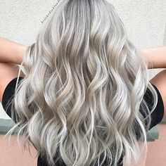 Insanely Beautiful 🖤🗡🖤🗡 Blonde By @brushedtoblonde