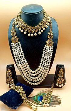 WHATSAPP 6290346409 COD n REFUND Copper Necklace, Necklace Set, Kundan Jewellery Set, Pearl Studs, Jewelry Sets, Pearls, Earrings, Design, Ear Rings