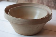 Gorgeous Medium Antique French Tian Bowl, Green, Blue, Grey, Antique Rustic Confit Bowl by FarmGateVintage on Etsy