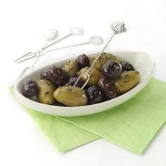 Herbed Olives - EatingWell.com