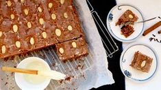 Norimberský perník naplech - Proženy Waffles, Cereal, Food And Drink, Pudding, Baking, Breakfast, Desserts, Recipes, Cakes