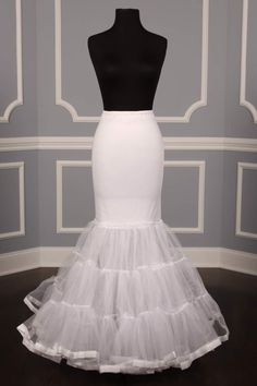 Mermaid Slip Petticoat Crinoline