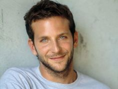 Bradley Cooper. Love. Him!